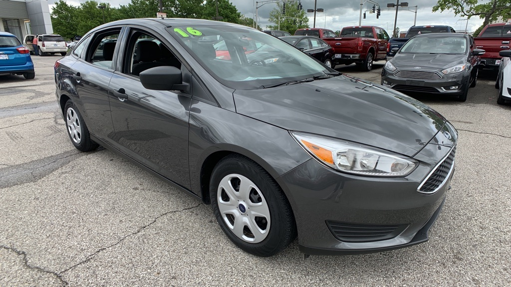 Pre Owned 2016 Ford Focus S 4d Sedan In Louisville F9003b Oxmoor Mazda