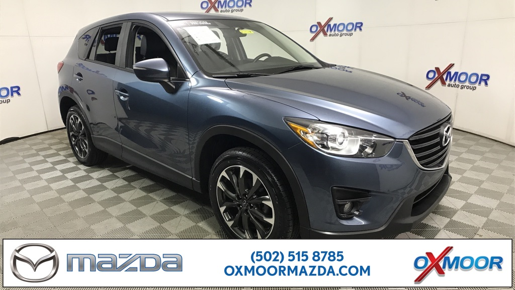 Pre Owned 2016 Mazda Cx 5 Grand Touring 4d Sport Utility In Louisville M13511a Oxmoor